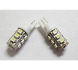 Corvette White SMD LED Light Bulb, #194, Pair, 1997-2013