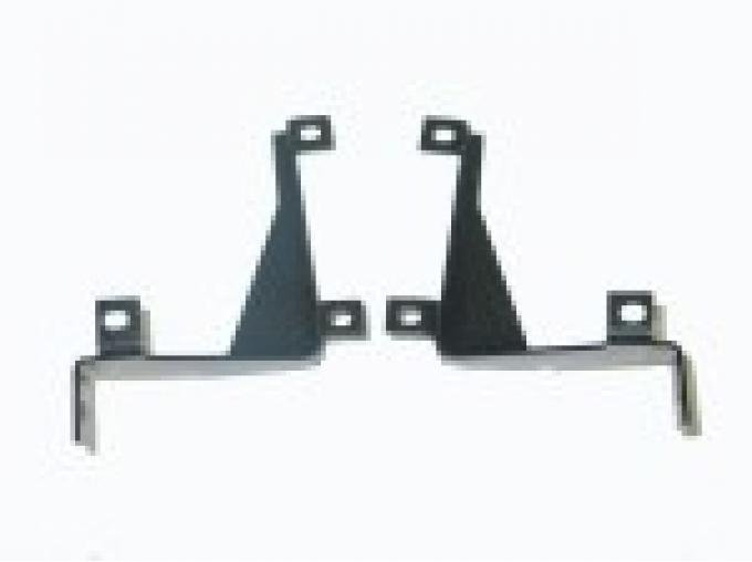 Corvette Grille Brackets, Outer, 1975-1979