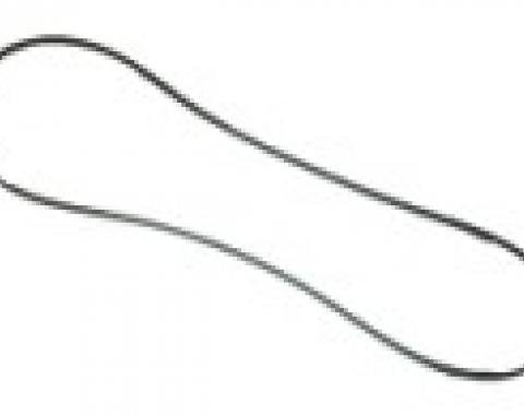 Corvette Air Conditioning Belt, Second Design, 1977-1979