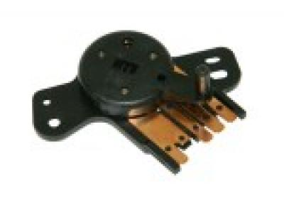 Corvette Air Conditioning/Heater Control Compressor Switch, Bottom of Control, 1979-1982