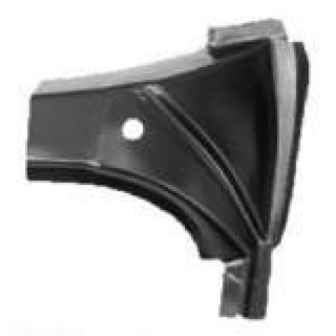 Corvette Right Outer Lower Windshield Frame Corner, 1973-1982