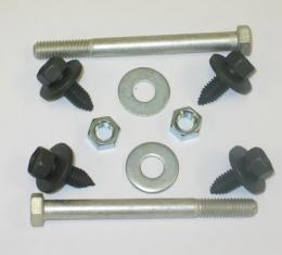 Corvette Automatic Transmission Crossmember Bolt Set, 1968-1982