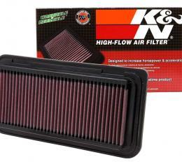 Corvette Air Filter Element, K&N, 1985-1989