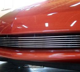 American Car Craft Chevrolet Corvette 2005-2013  Grille Polished Billet Aluminum Front C6 042037