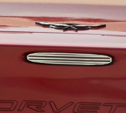 American Car Craft Chevrolet Corvette 2005-2013  5th Brake Light Trim Billet Style 042069