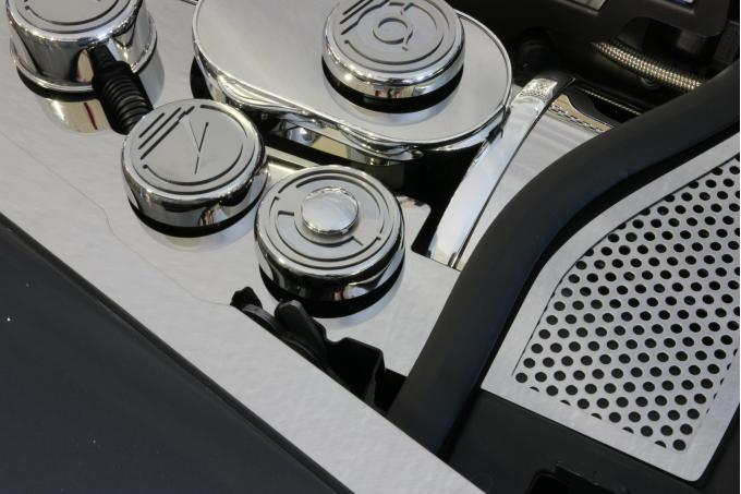 American Car Craft Cap Cover Clutch Executive Style 043080