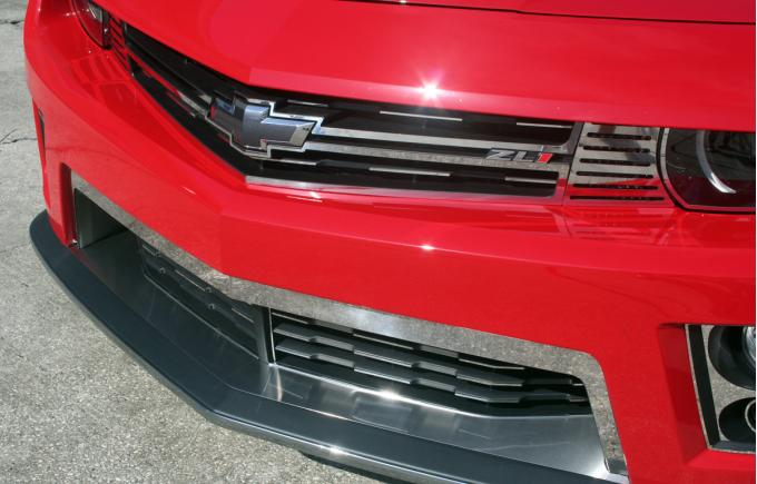 American Car Craft 2005-2013 Chevrolet Corvette Lower Valance Satin Lower Grille 102076