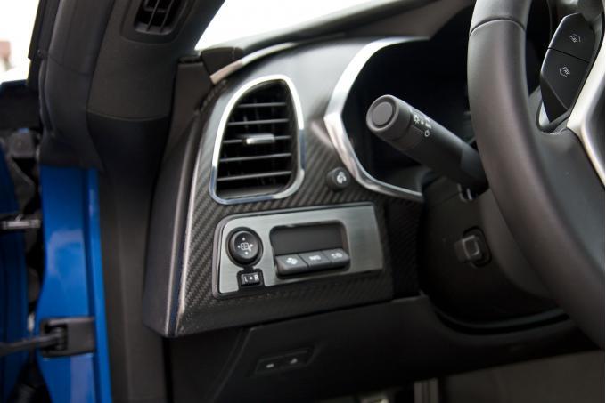American Car Craft 2014-2019 Chevrolet Corvette A/C Vent Trim 2pc 051014