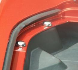 American Car Craft Chevrolet Corvette 2005-2013  Button Kit Chrome 60pc 041030