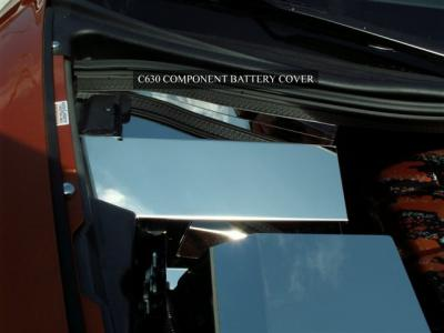American Car Craft Chevrolet Corvette 2005-2013  Battery Cover Polished C6 08-13 043007