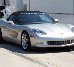 American Car Craft Chevrolet Corvette 2005-2013  Driving Light Covers Polished Billet Style C6 042061