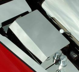 American Car Craft Chevrolet Corvette 2005-2013  Fuse Box Polished 043008
