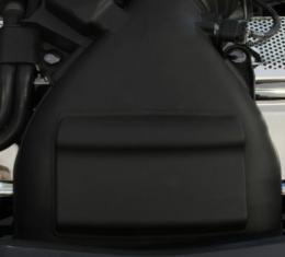 American Car Craft Chevrolet Corvette 2009-2013  Radiator Cover Perforated 2pc ZR1 043067