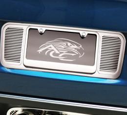 "American Car Craft Chevrolet Corvette 2005-2013  Tag Back/Frame ""Billet Style"" 042128"