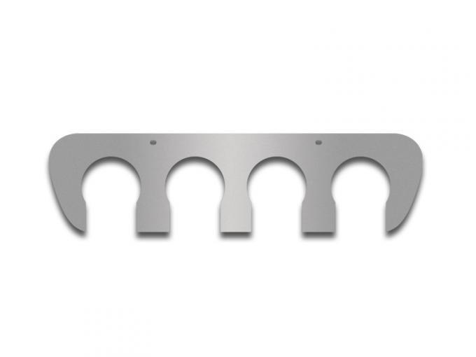 American Car Craft 2014-2019 Chevrolet Corvette Exhaust Filler Plate Satin NPP Version 052001