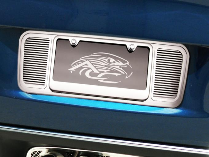 "American Car Craft 2005-2013 Chevrolet Corvette Tag Back/Frame ""Billet Style"" 042128"