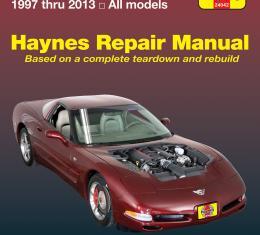 Corvette Haynes Repair Manual, 1997-2013