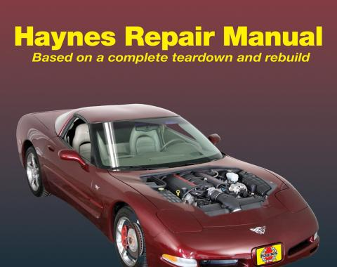 Corvette Haynes Repair Manual, 1997-2013