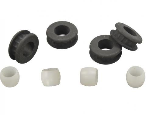 Corvette Air Conditioner Condenser Mount Bushing, Set of 4. 1973-1982