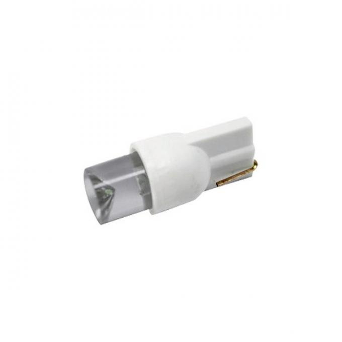 Corvette White SMD LED Light Bulb, Set of 2, #194, 1968-2013