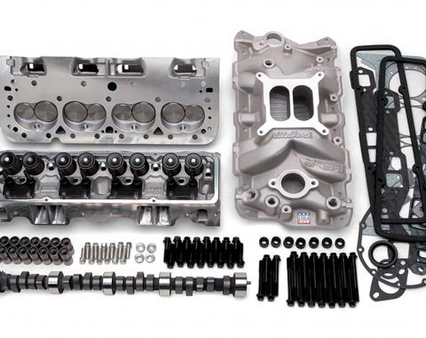 Edelbrock Power Package Top End Kit, E-Street, 315HP, 1957-1986