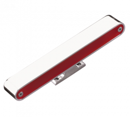 Billet Specialties Oval Third Brake Light