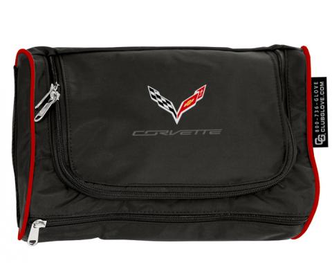 Club Glove Corvette Travel Kit with C7 Emblem