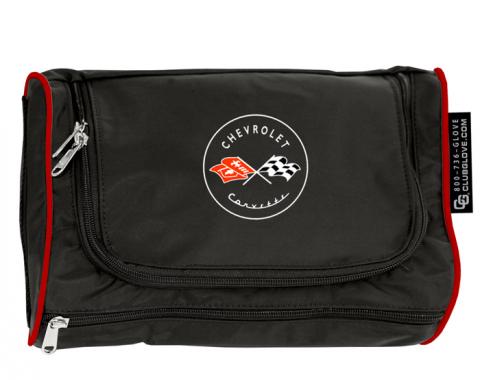 Club Glove Corvette Travel Kit with C1 Emblem