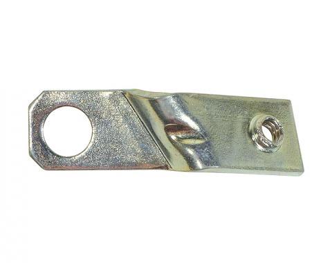 Corvette Spark Plug Shield Bracket Right Inner, 2 Required, 1963-1979