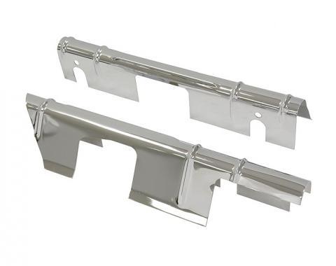 Corvette Ignition Shields, Spark Plug, 1957-1961