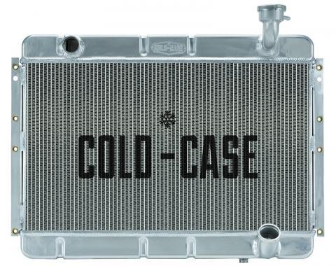 Cold Case Radiators 56-60 Corvette Aluminum Performance Radiator Cold Case Radiator CHV710