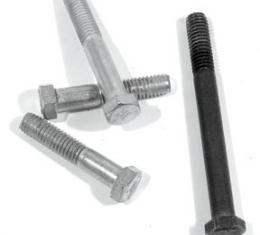 Corvette Water Pump Bolt Set, Small Block with Air Conditioning 4 Piece, 1964-1976