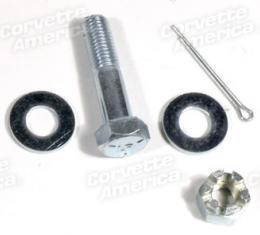 Corvette Park Brake Cable Pivot Bolt & Nut Kit, 1953-1962