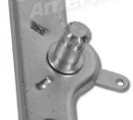 Corvette Door Lock Control, (56-57 & 63-66), 1956-1966
