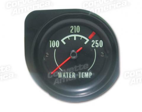 Corvette Temperature Gauge, 1968-1971