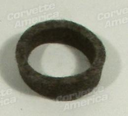 Corvette Steering Column Lower Bearing Felt, with Tele, 1965-1966