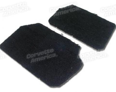 Corvette America 1994-1996 Chevrolet Corvette Front Speaker Cover Carpets Tru Vet