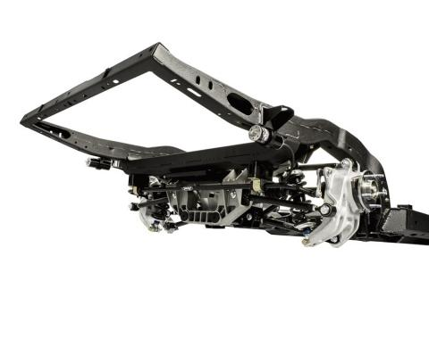 Detroit Speed DSE Independent Rear Suspension 1963-79 Corvette D/A w/Canister Shocks Hammerhead 600 Hp 041743-DR