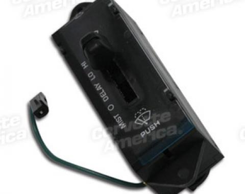 Corvette Wiper Switch, 1984-1989