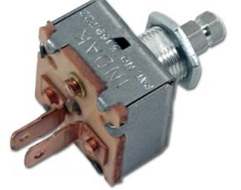 Corvette Wiper Override Switch, 1970-1972