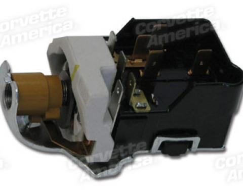 Corvette Headlight Switch, 1984-1989