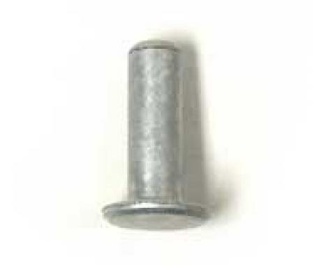 "Soft Aluminum Rivet, 3/16"" Diameter Head x 9/16"" Long"