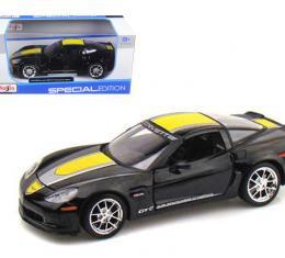 Corvette Special Edition - 2009 Chevrolet Corvette Z06 GT1 Commemorative Edition