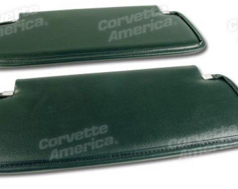 Corvette America 1969-1973 Chevrolet Corvette Sunvisors Madrid