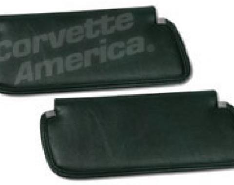 Corvette America 1976 Chevrolet Corvette Sunvisors
