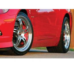 Corvette Lingenfelter Side Ground Effects, 2005-2013