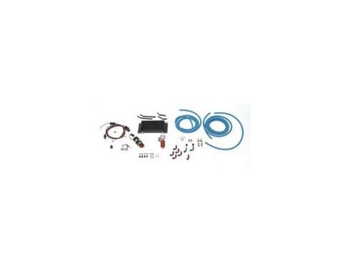 Corvette 6-Speed Transmission Cooler Kit, 1997-2004