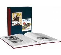 Corvette Engineering Limited Edition Boxed Set, 736 Pages
