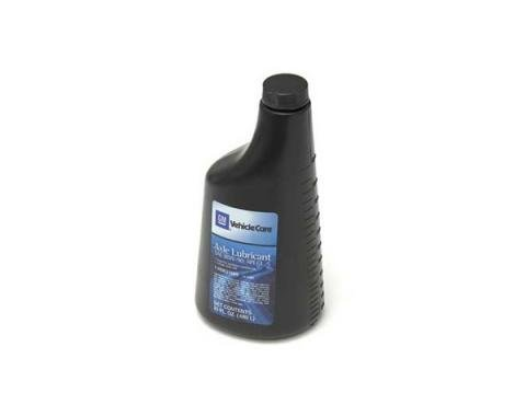Differential Gear Lubricant, GM, 1997-2010