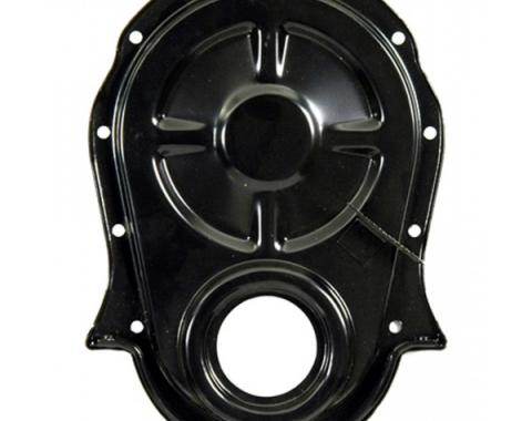 "Chevy or GMC Truck Timing Chain Cover, Big Block For 8"" Harmonic Balancer, 1967-1968"